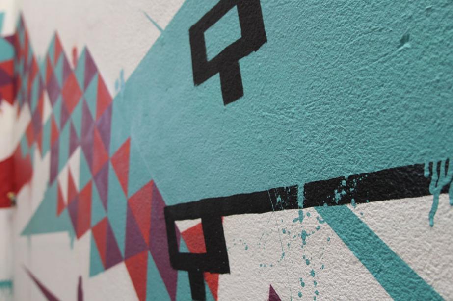 Coworking Nunzig Graffiti